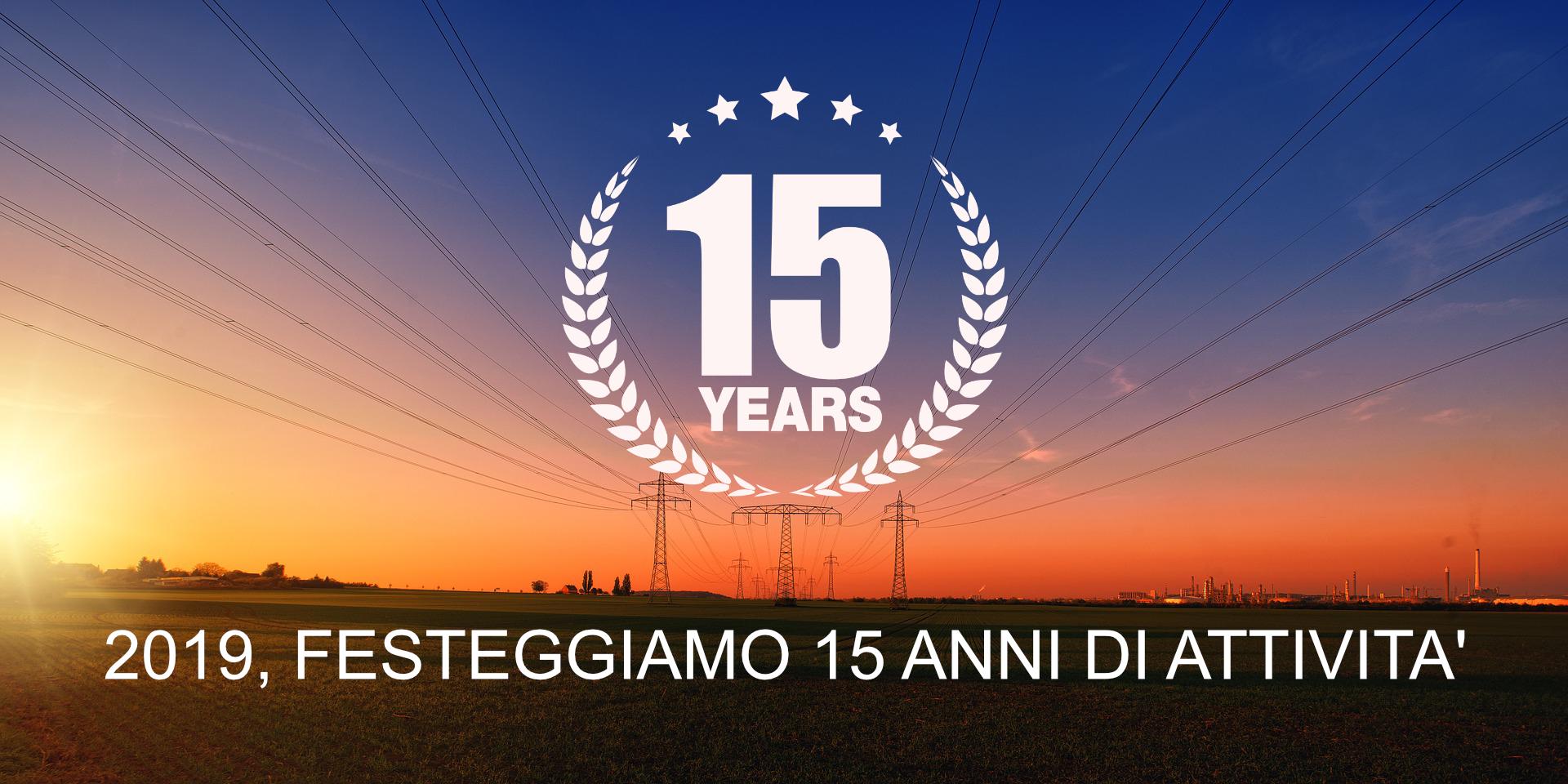 DRG SYSTEM 15 ANNI